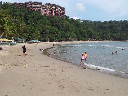 sea beach sand tropical