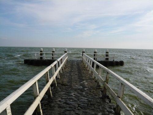 sea bridge sea web