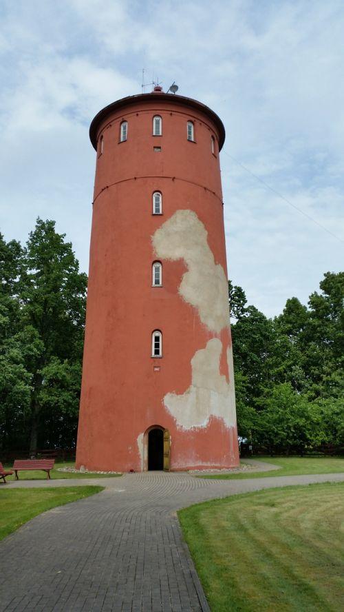 lighthouse kurzeme sea