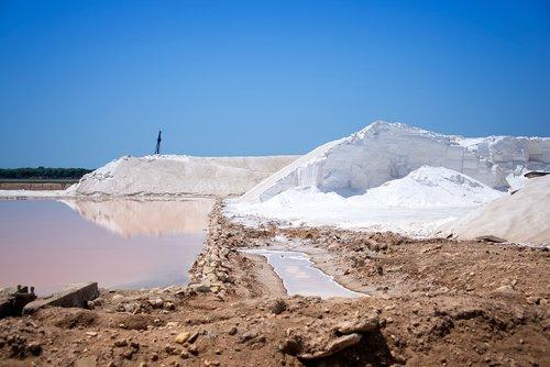 sea salt  salt  spain