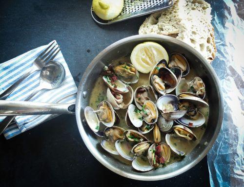 seafood fish food