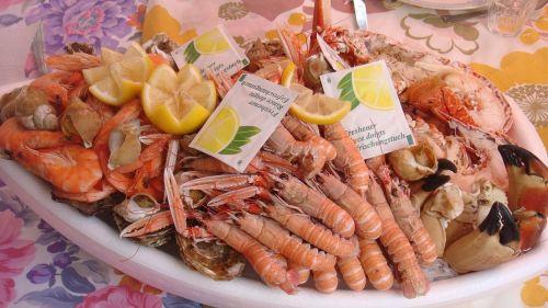 seafood breakfast shrimp