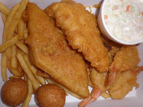 seafood platter specials
