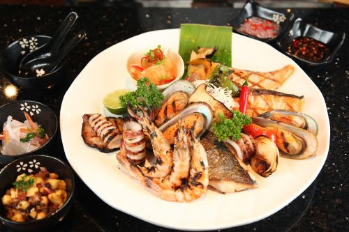 seafood grill seafood grill