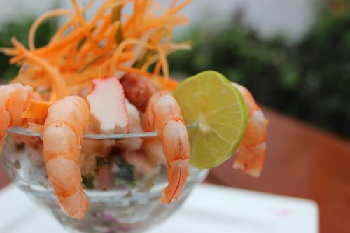 seafood  gourmet  food