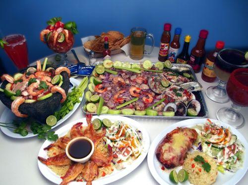 seafood fest food