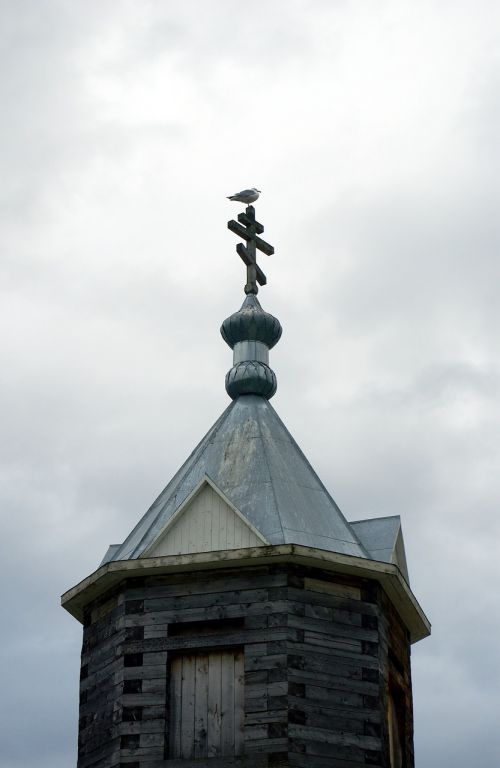 seagull orthodox cross chapel