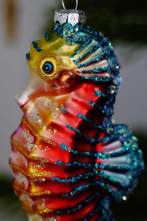 seahorse kitsch cheesy