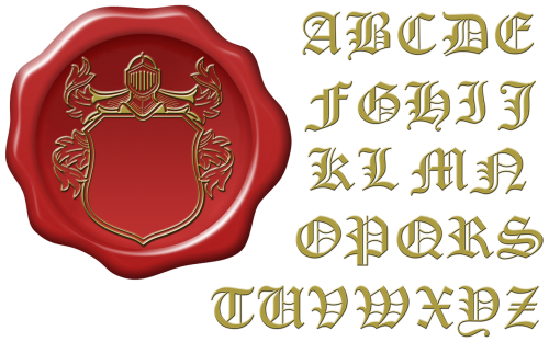 seal wax seal coat of arms