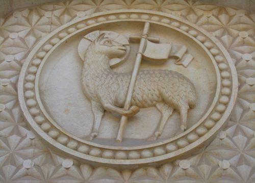 seal christian sheep