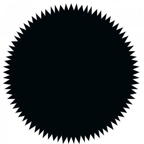 Seal Sticker Shape
