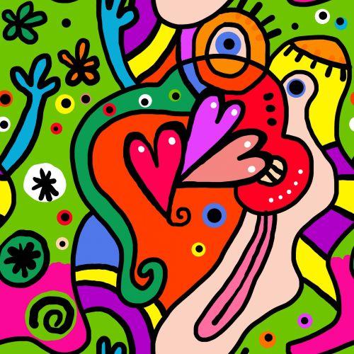 Seamless Doodle