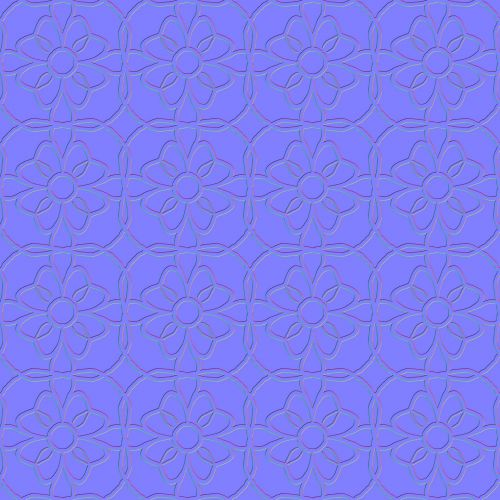 Seamless Normal Map
