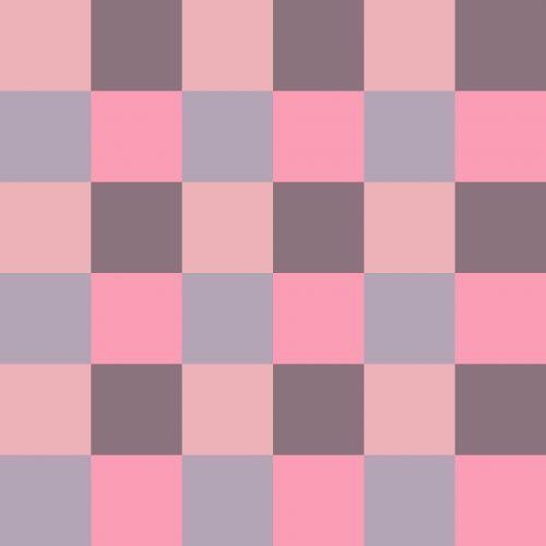Seamless Pink Peach Lavender Brown