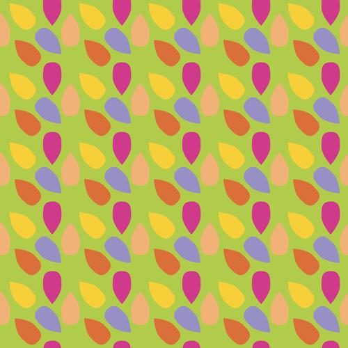 seamless repeat  repeat pattern  flower petals