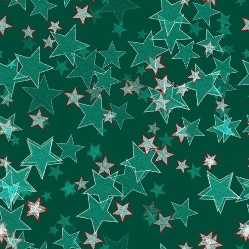 Seamless Star Tile
