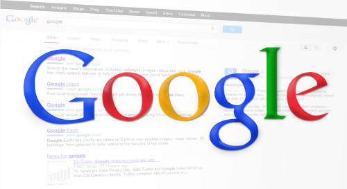 search engine search results google