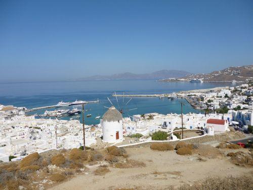seascape scenic panorama