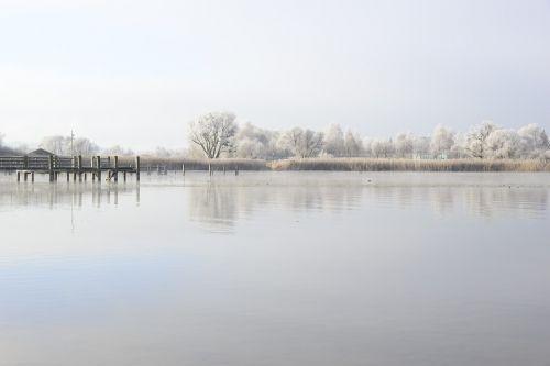 seascape lake nature