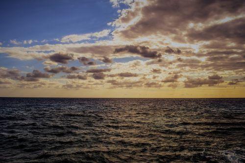 seascape sea waves