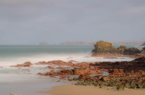 seascape sea sand