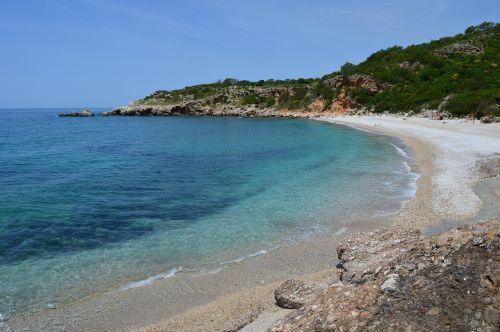 seashore water sea