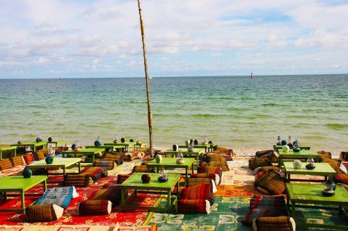 seaside beach sand