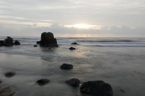 seaside ocean beach