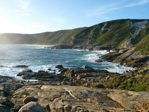 seaside beautiful coast