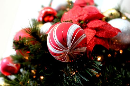 seasonal christmas decoration