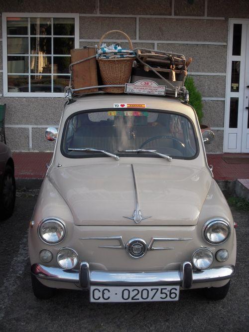 seat car classic