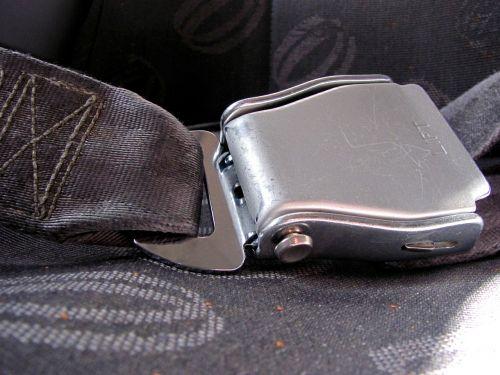 seatbelt aircraft belt security