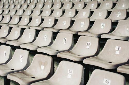 seats number stadium