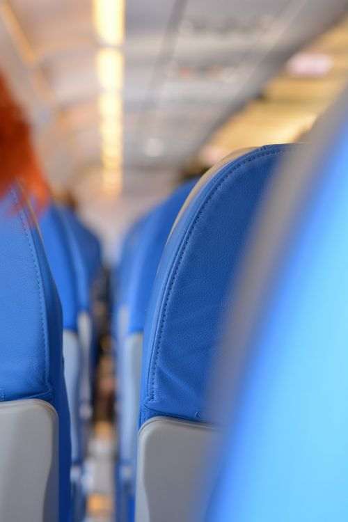 seats airline chairs