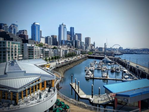 seattle water front
