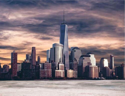 seattle skyline cityscape