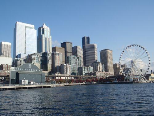 seattle skyline city