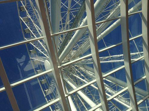 seattle ferris wheel architecture