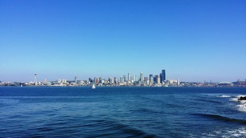 seattle downtown sea