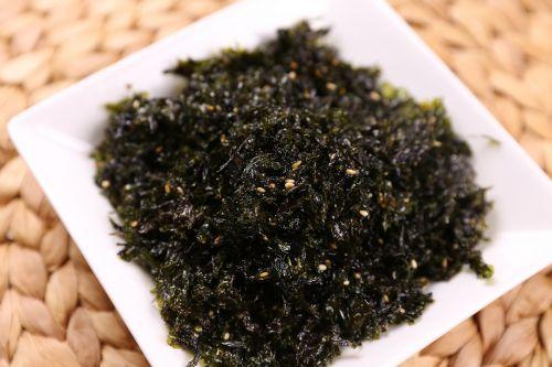 seaweed powder seaweed laver