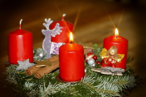 second advent  advent wreath  advent
