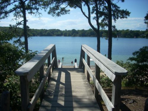 cape cod secret lake pond