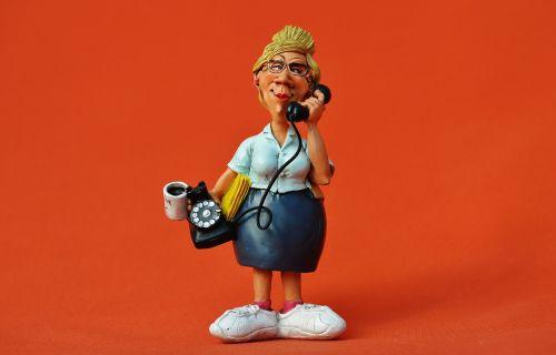 secretary office phone