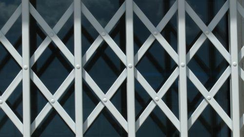 Security Barred Window