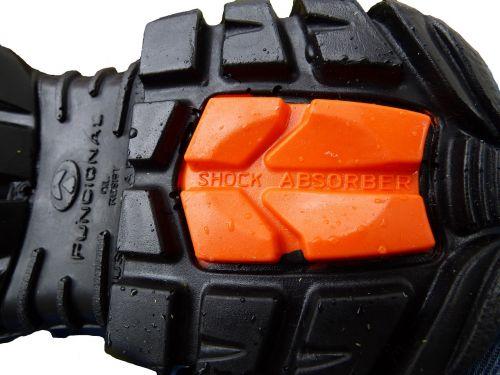security shoes buskin anti impact