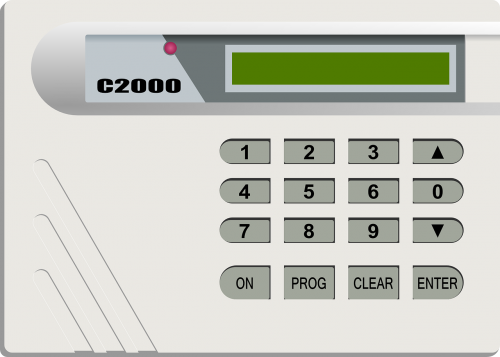 security systems code alarm