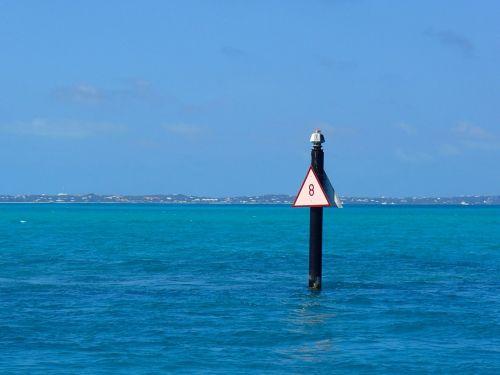see ocean mark
