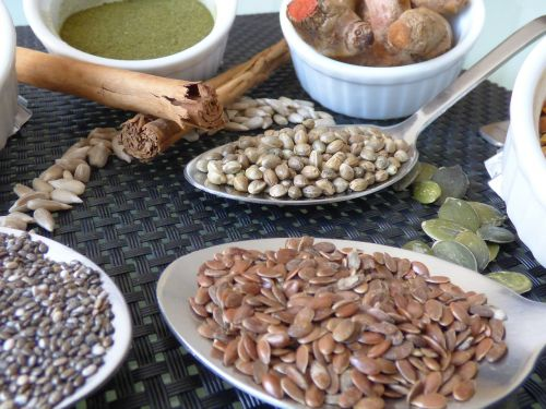 seed healthy spices