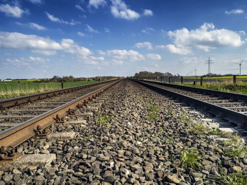 seemed gleise railway tracks