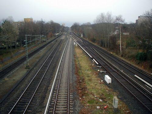 seemed train gleise